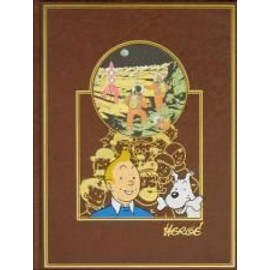Tintin, L'oeuvre Int�grale D'herg� - N� 8 - Objectif Lune, On A Marche Sur La Lune, Quick Et Flupke Vi