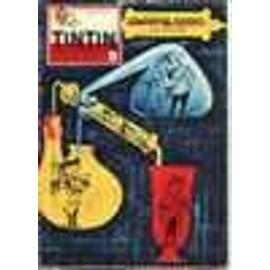 Tintin Le Journal Des Jeunes De 7 A 77 Ans N� 581 : Strapontin Revient