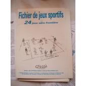 Fichier De Jeu Sportifs 24 Jeux Sans Fronti�res