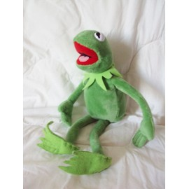 Peluche Grenouille Kermit By The Muppets Show