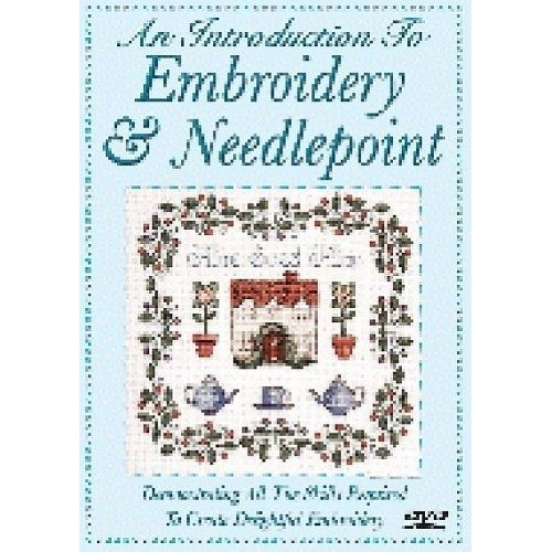 AN INTRODUCTION TO EMBROIDERY AND NEEDLEPOINT [IMPORT ANGLAIS] (IMPORT) (DVD)
