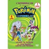 Pok�mon Chronicles - L'integrale En 22 �pisodes - Coffret 4 Dvd de Jr Kikaku, Shopro