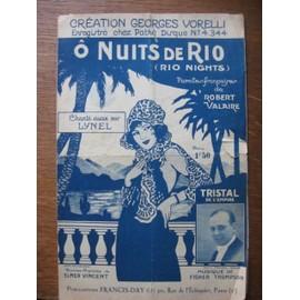 Ô NUITS DE RIO/DES BISES !.../SANS LE FAIRE ESPRES