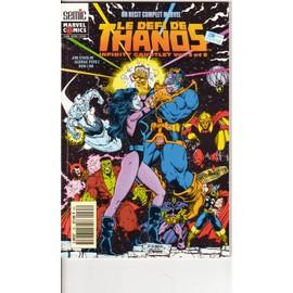 Collection Rcm N� 35 : Le D�fi De Thanos:3