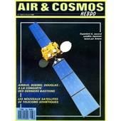 Air Et Cosmos N� 1233 : Superbird A, Second Satellite Japonais