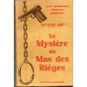 Le Myst�re Du Mas Des Ri�ges de Samat Jean-Toussaint