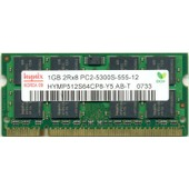 M�moire Hynix 1 Go - SO DIMM 200 broches