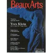 Beaux Arts Magazine. N�129. Decembre 1994. Sophie Calle. Yves Klein. Pontormo. Odilon Redon. Bob Wilson. La Chine. Etc...