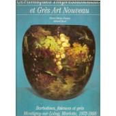 C�ramiques Impressionnistes Et Gr�s Art Nouveau de Pierre-Olivier Farina