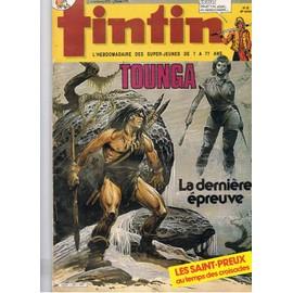 Tintin N� 453 : Younga La Derni�re �preuve