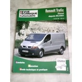 Renault Trafic - Moteur Diesel 1.9 Dci 82-100 Ch de