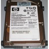 HP 431954-002 - Disque dur 72 Go 2.5