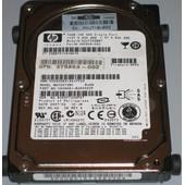 HP 375863-002 - Disque dur 72 Go 2.5