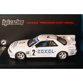 Nissan Skyline Gt-R #2 1992 N1 Zexel Kinoshita Yamada 1/43 Hpi Racing 8140