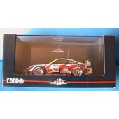 Porsche 911 Gt3 Rsr #90 24 Hour Le Mans 2005 Ebbro # 43777 1/43