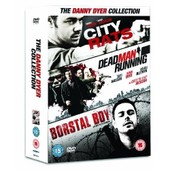 Danny Dyer Collection - City Rats/Borstal Boy/Dead Man Running [Import Anglais] (Import) (Coffret De 3 Dvd) de De Alex