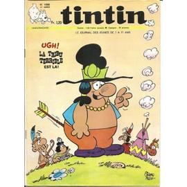 Tintin N� 1096 : Ugh La Tribu Terrible Est La