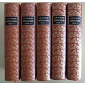 Memoires De La Comtesse Du Barri En 5 Tomes de Comtesse Du Barri