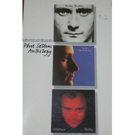 Phil Collins Anthology. Face Value, Hello I must be going, no jacket requived