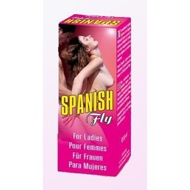 Aphrodisiaque Femme : Spanish Fly Pour Femme