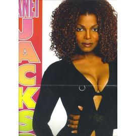 Janet Jackson / Hanson Poster 29X41 (Star Club)