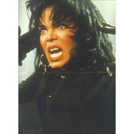 Janet Jackson / Michael Jackson Poster 29X41