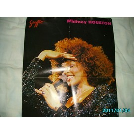 Whitney Houston/Jean Jaques Goldman Poster