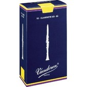 Anches Vandoren Clarinette Sib 2 Par 10