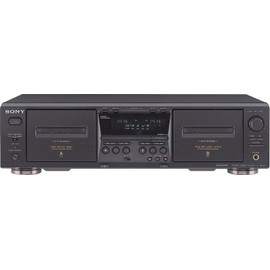 Sony - TC-WE475 - Platines cassette