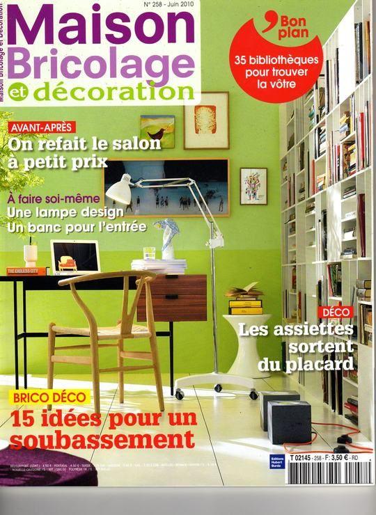 Maison Bricolage Et Décoration N° 258 : 15 Idées Pour Un Soubassement