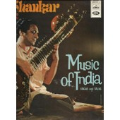 Music Of India, Ragas And Talas With Alla Rakha - Ravi Shankar
