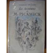 Les Aventures De Mr. Pickwick de charles DICKENS