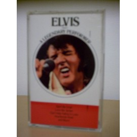 Cassette audio ELVIS PRESLEY A LEGENDARY PERFORMER VOL 1