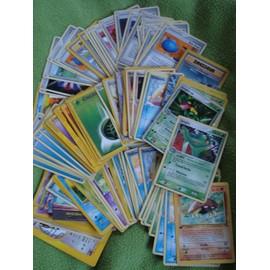 Lot De 100 Cartes Pokemon