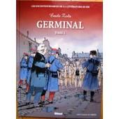 Emile Zola Germinal - Tome 2 de Philippe Chanoinat