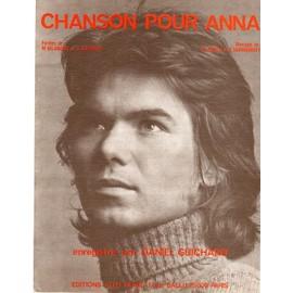 CHANSON POUR ANNA