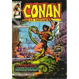 Conan Le Barbare N� 04, Les Cachots De Mullah-Kajar