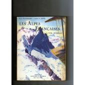 Les Alpes Fran�aises � Vol D'oiseau de BLANCHARD Raoul / SEIVE F. Capitaine