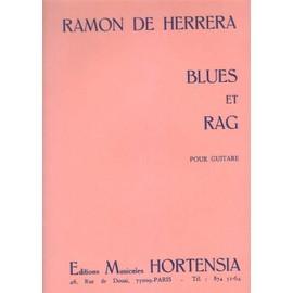 BLUES ET RAG DE RAMON HERRERA