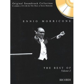 ENNIO MORRICONE the best of volume 2