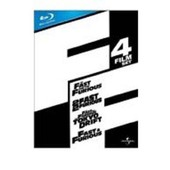The Fast And The Furious Quadrilogy [Blu-Ray] [Import Anglais] (Import) (Coffret De 4 Blu-Ray) de Rob Cohen