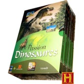 Coffret 5 Dvd - Passion Dinosaures - Jurassic Fight Club de History Channel