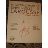 Encyclop�die Universelle Larousse 2002 - Mise � Jour