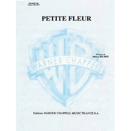 Petite Fleur Piano, Chant, Instrument En Mib