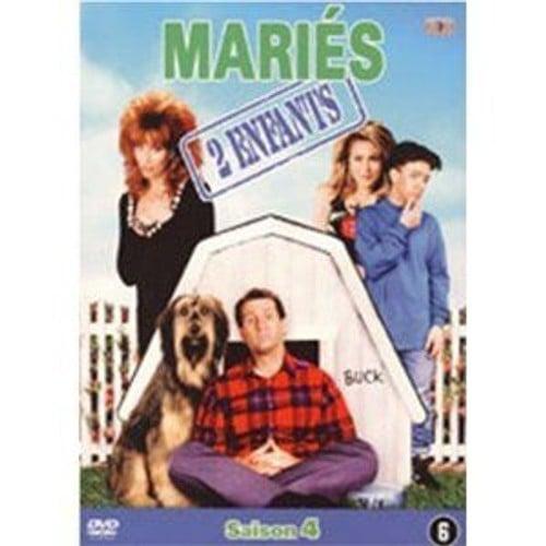 MARIÉS DEUX ENFANTS: L'INTÉGRALE DE LA SAISON 4 - COFFRET DELUXE 3 DVD (DVD) Lecteur DVD/DivX