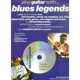 Play guitar with blues legends (+ 1 CD) - Wise