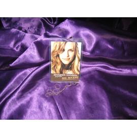 Pass Jennifer Hanson avec chaine époque Joyride USA