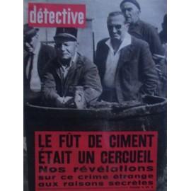 Detective N� 1031 : Bossay Lewarde Gigney Pommiers