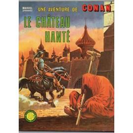 Une Aventure De Conan N� 06 : Le Chateau Hant�