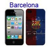 Coque Iphone 4 Barcelone - Ref: Inf142